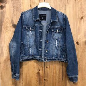 Maurice's Jean jacket size 2XL